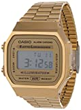 Casio Collection Unisex Retro Armbanduhr A168WG-9EF*